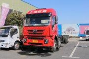 上汽红岩 杰狮M500 390马力 8X4 粉粒物料运输车(CQ5316GFLHTVG466H)