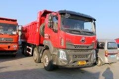 东风柳汽 乘龙H5 280马力 8X4 自卸式垃圾车(EXQ5310ZLJLZ1)