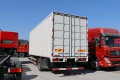 东风商用车 天锦中卡 180马力 4X2 7.7米厢式载货车(DFH5160XXYBX2JV)