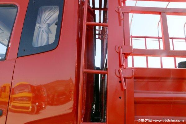 宿迁盛东东风天锦292马力7.7米载货车