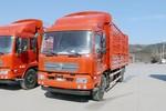 东风商用车 天锦中卡 180马力 4X2 6.75米仓栅式载货车(DFH5180CCYBX3JV)图片