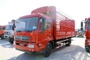 东风商用车 天锦中卡 292马力 6X2 7.7米仓栅式载货车(DFH5250CCYBXV)