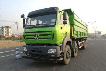北奔 NG80重卡 375马力 8X4 7.4米自卸车(ND3310DD5J6Z02)