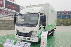 东风柳汽 乘龙L2 4.5T 4.165米单排纯电动厢式轻卡(LZ5040XXYL2AZBEV)