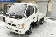 唐骏欧铃 赛菱A7 1.3L 88马力 汽油/CNG 3.08米排半栏板微卡(ZB1034BPC3V) 卡车图片