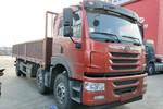 青岛解放 悍V重卡 240马力 6X2 7.7栏板载货车(CA1250P1K2L5T3E5A80)图片