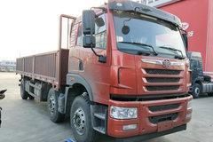 青岛解放 悍V重卡 240马力 6X2 7.7栏板载货车(CA1250P1K2L5T3E5A80) 卡车图片