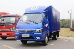 东风途逸 T5 1.5L 110马力 3.7米单排厢式小卡(EQ5020XXY15QCAC) 卡车图片