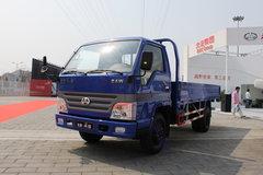 北京旗铃 92马力 3.9米单排栏板轻卡 卡车图片
