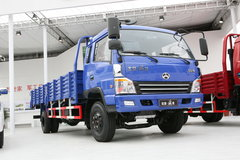 北京 旗龙中卡 136马力 4X2 6.2米栏板载货车(BJ1126PPU91) 卡车图片