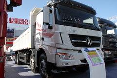 北奔 V3重卡 336马力 8X4 8米自卸车(ND3310D44J7) 卡车图片
