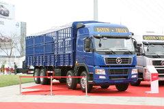 大运 336马力 8X4 仓栅载货车(DYX1311PA46WPD3B) 卡车图片