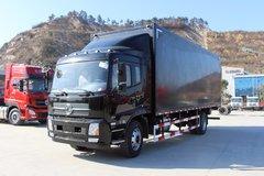 东风商用车 天锦中卡 180马力 4X2 7.65米厢式载货车(DFH5160XXYBX2DV)图片