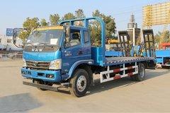 飞碟奥驰 D3系列 170马力 4X2 平板运输车(HCQ5163TPBFD5)