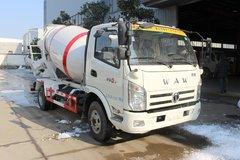 飞碟奥驰 D3系列 116马力 4X2 混凝土搅拌车(YZR5080GJBFD)