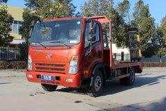 大运 奥普力 129马力 4X2平板运输车(湖北润力)(SCS5040TPBCGC)