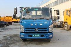 飞碟奥驰 D3系列 130马力 4X2 平板运输车(FD5041TPBW17K5)
