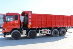 东风商用车 天锦重卡 280马力 8X4 7.3米自卸车(DFH3310B2) 卡车图片