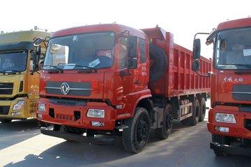 东风商用车 天锦重卡 290马力 8X4 6.5米自卸车(DFH3310BX3A)