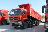 东风商用车 天龙KC重卡 420马力 8X4 8.6米自卸车(DFH3310AX12)