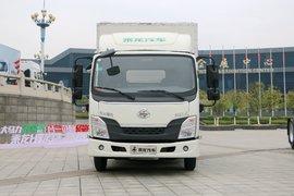 东风柳汽 乘龙L2 4.5T 4.165米单排纯电动厢式轻卡