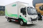 东风柳汽 乘龙L2 4.5T 4.17米单排纯电动厢式轻卡(LZ5046XXYL2AZBEV)86kWh