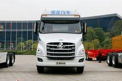 东风柳汽 乘龙T7重卡 560马力 6X4长头牵引车(457前桥)(LZ4251T7DB)