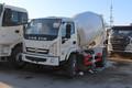 跃进 开拓X300 140马力 4X2 3.5方混凝土搅拌运输车(EHY5160GJBN)图片