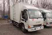 江淮 骏铃E3 95马力 4.15米单排厢式轻卡(HFC5041XXYP93K7C2V)