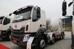 东风柳汽 乘龙H5 330马力 8X4 7.73方混凝土搅拌车(LZ5310GJBH5FB) 卡车图片