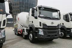 东风柳汽 乘龙H5 330马力 8X4 7.73方混凝土搅拌车(10挡)(LZ5310GJBH5FB)