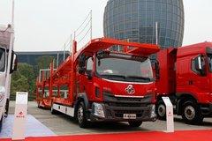东风柳汽 乘龙H5 330马力 4X2 中置轴轿运车底盘(LZ5181XXYH5ABT) 卡车图片