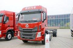 东风柳汽 乘龙H5 240马力 6X2 9.6米厢式载货车底盘(LZ5250XXYM5CB) 卡车图片