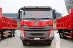东风柳汽 乘龙H7 400马力 8X4 8米自卸车(LZ3314M5FB)