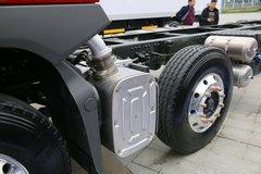 东风柳汽 乘龙H7重卡 350马力 8X2 9.6米仓栅式载货车底盘(LZ5320CCYH7EB)