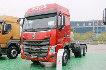 东风柳汽 乘龙H7重卡 430马力 6X4 LNG牵引车(LZ4250H7DL)