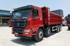 陕汽商用车 轩德X6 轻量化版 270马力 8X4 5.95米自卸车(SX3310GP5) 卡车图片
