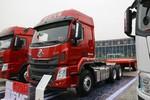 东风柳汽 乘龙H5重卡 轻量化版 430马力 6X4牵引车(LZ4250H5DB)图片