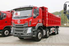 东风柳汽 乘龙H5 330马力 8X4 6.5米自卸车(LZ3312H5FB) 卡车图片