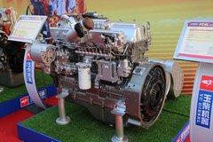 玉柴YC6L330-50 330马力 8.4L 国五 柴油发动机