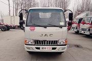 江淮 骏铃E3 88马力 3.7米单排栏板轻卡(HFC1040P93K1B4V)