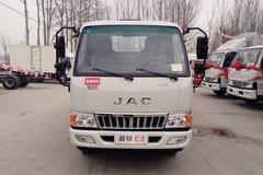 江淮 骏铃E3 95马力 3.7米单排仓栅式轻卡(HFC5040CCYP93K1B4V-S)图片