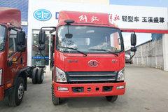 解放 虎VH 140马力 3.85米排半厢式轻卡(CA5049XXYP40K2L1E5A84) 卡车图片