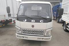 金杯 骐运 98马力 汽油/CNG 3.65米单排栏板轻卡(油刹)(SY1035DW2ZA1) 卡车图片