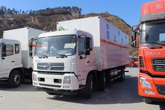 东风商用车 天锦 245马力 6X2 8.6米易燃气体厢式运输车(DFH5250XRQBXV)