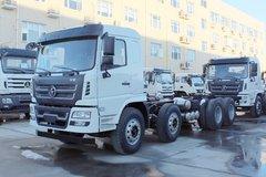 陕汽商用车 轩德X6 300马力 8X4 混凝土搅拌运输车底盘(SX5310GJBGP5326)