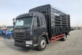 解放 麟VH 160马力 6.2米排半仓栅式载货车(CA5165CCYP40K2L5E5A85)