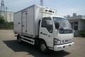 庆铃 五十铃600P 120马力 4X2 4.095米冷藏车(QL5040XLCBUHAJ)图片