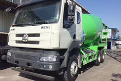 东风柳汽 乘龙M5 350马力 6X4 4.2方混凝土搅拌车(9档)(LZ5250GJBH5DB)