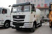 华菱 汉马H7 375马力 6X4 3.48方混凝土搅拌车(AH5253GJB2L5)